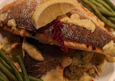 Bell Inn bistro Food 15