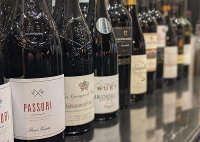 Bell Inn bistro Wines 1
