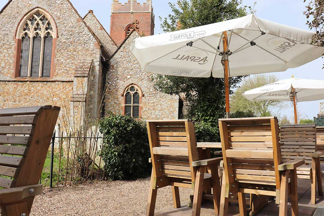 Bell Inn Bistro Outside